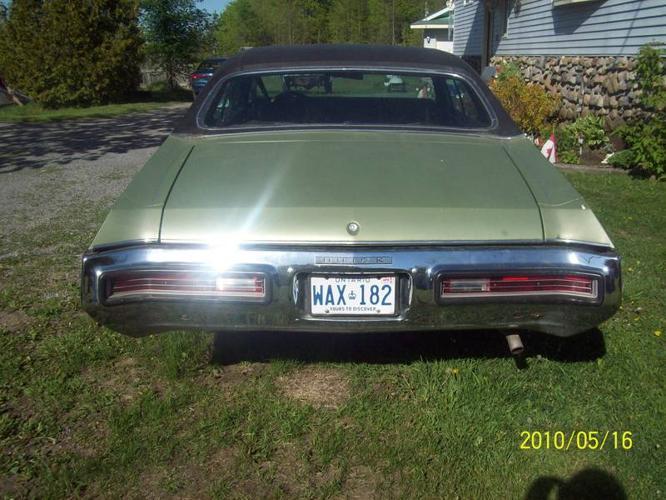 1972 Buick Skylark 4 Door